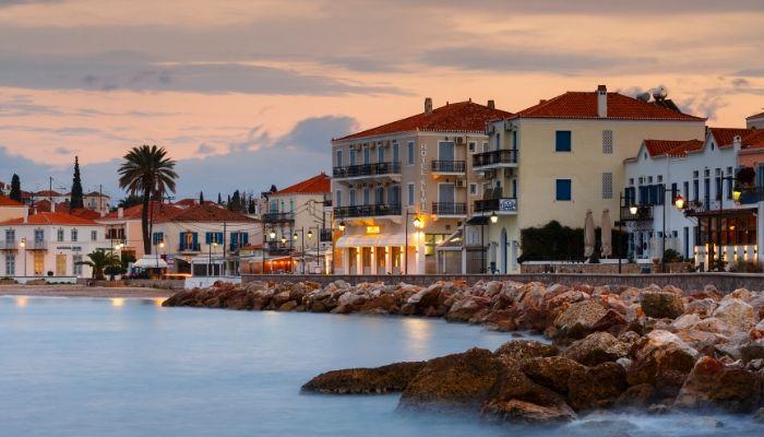 Unforgettable Greece, Spetses, Greece