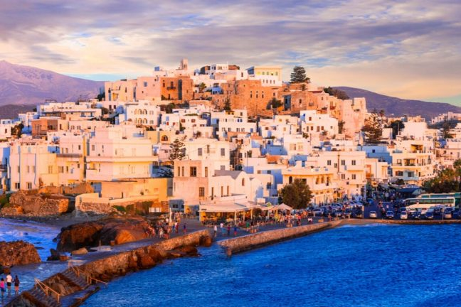 10 Amazing Pictures of Naxos