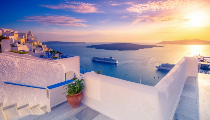 Unforgettable Greece, Caldera, Fira, Santorini, Greece