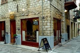 Linchnari restaurant, Nafplio, Greece