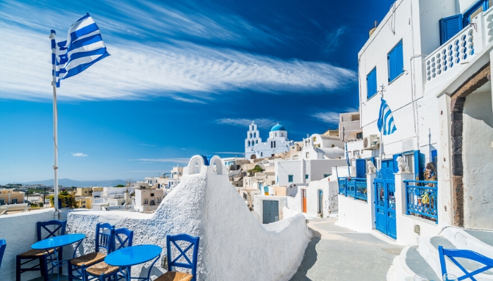 Pygros, Santorini, Greece, Unforgettable Greece
