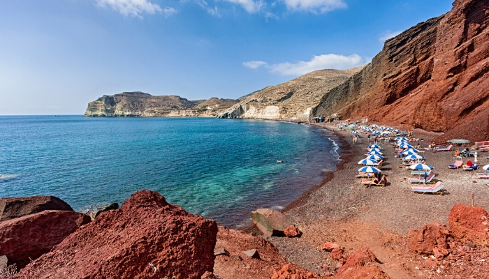 Red Beach, Santorini, Greece, Unforgettable Greece