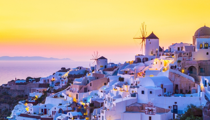 Santorini Sunset, Greece, Unforgettable Greece