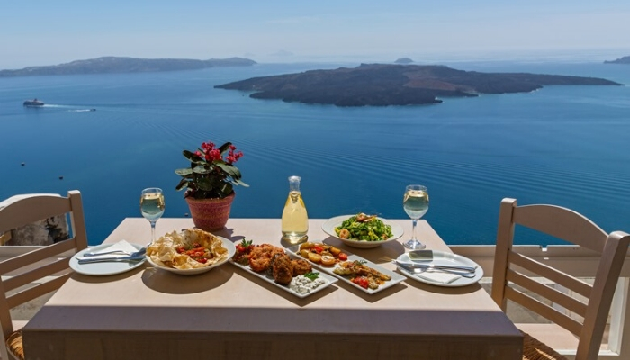 Greece, Santorini Cuisine, Unforgettable Greece