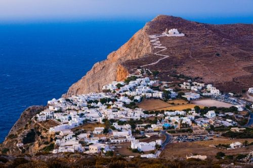Greece, Folegandros, Unforgettable Greece