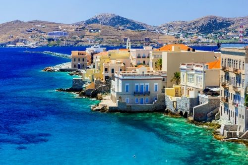 Greece, Syros, Unforgettable Croatia