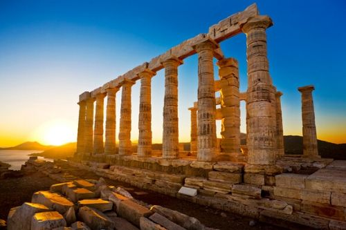 Cape Sounion, Greece, Unforgettable Greece