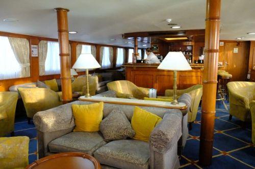 Callisto lounge area