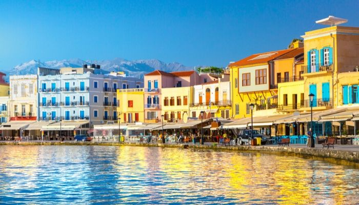 Chania Town, Crete