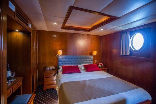 Galileo cabin interior