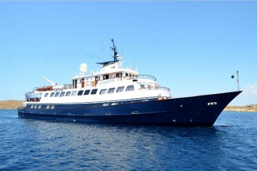 Callisto ship exterior