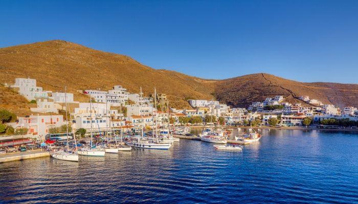 Kythnos, Greece