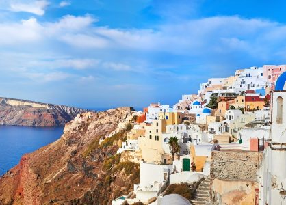 Santorini away from the crowds