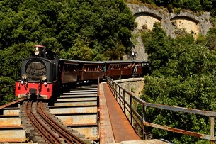 Pelion Peninsula Steam Train