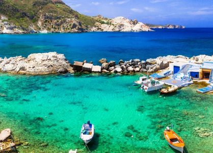 20 Postcard Perfect Pictures of Greece