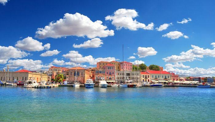 Chania, Venetian Harbour, Crete