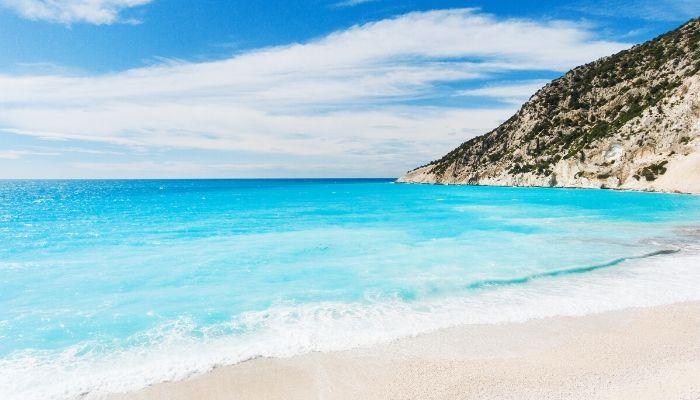 Mirtos Beach, Ionian islands