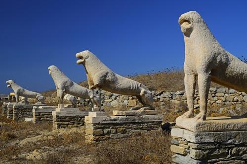Day trip to Delos