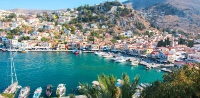 Rhodes Symi and Kos island hopping