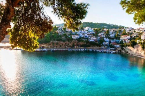 Skiathos and Alonissos Island hoping trip