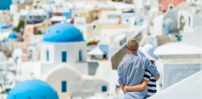 Honeymoon Tours in Santorini