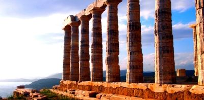 Temple of Sounio, Greece