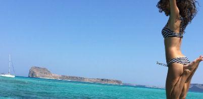 Day trip to Balos, Crete