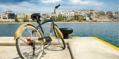 Cycling, Athens Greece