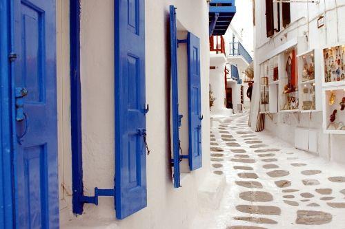Mykonos Chora Greece