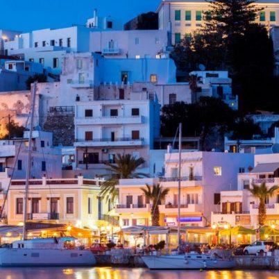 Naxos Island Greece, Chora