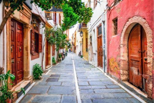 Rethimno old town, Crete