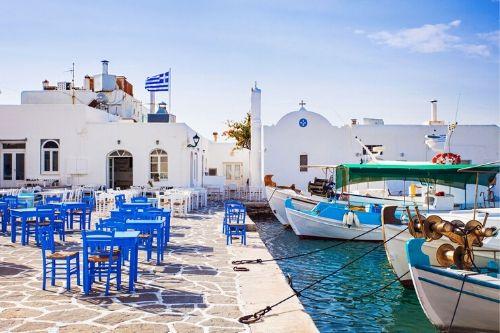 Naousa Paros Greece