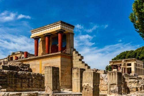 Crete Knossos