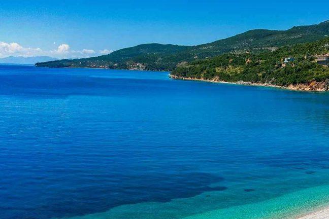 Agios Dimitros Beach, Sporades