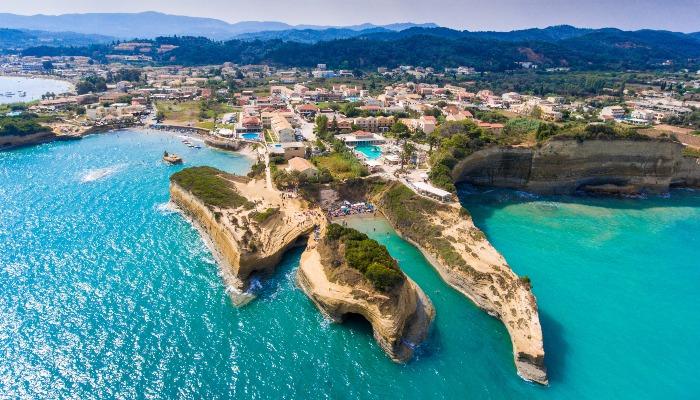 Sidari, Corfu