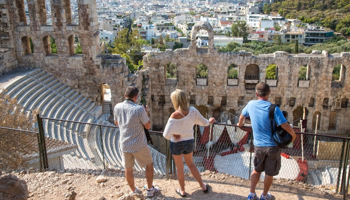 Guided tour of the Acropolis, Athens