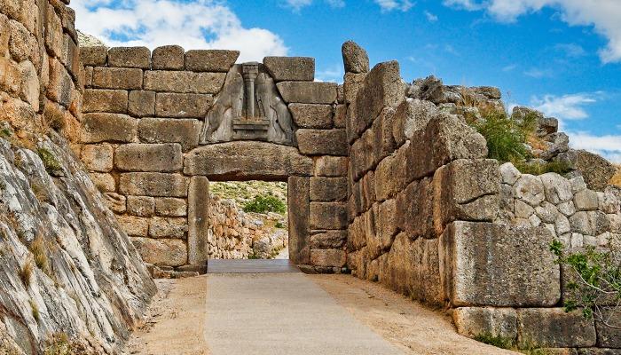 Lion Gate of Mycenae
