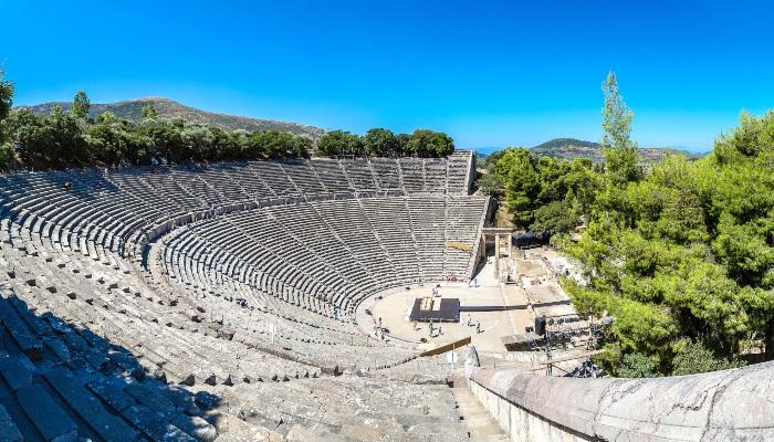 Theatre of Epidauras